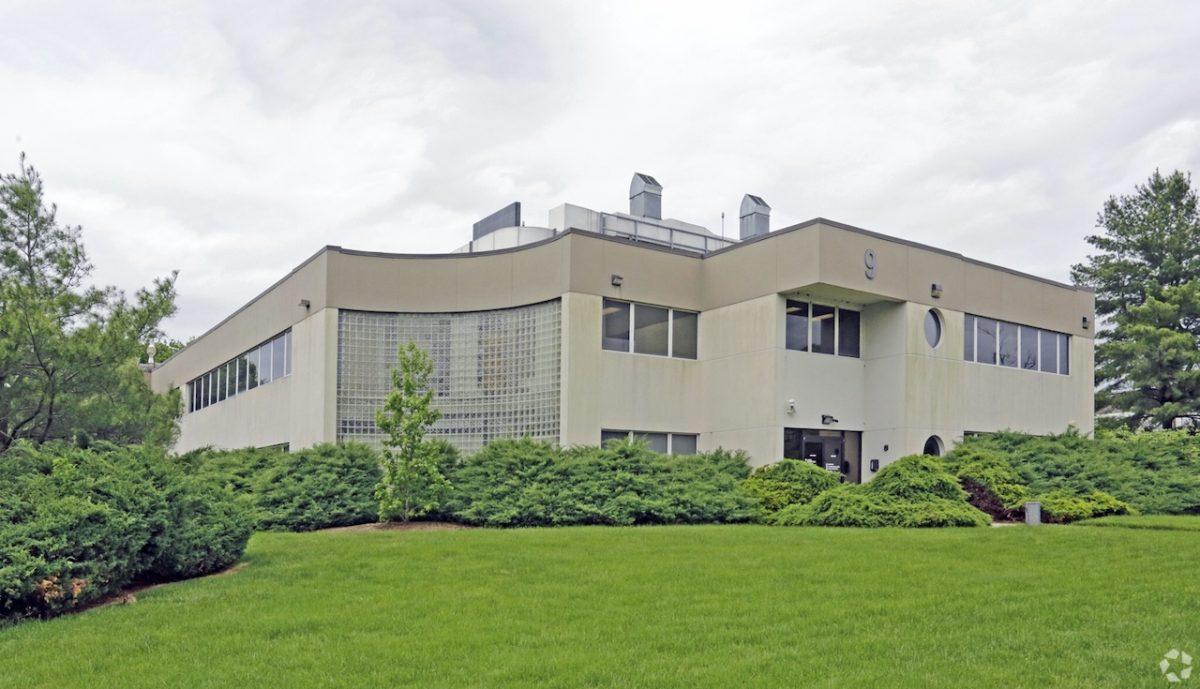 Princeton Corporate Plaza Property